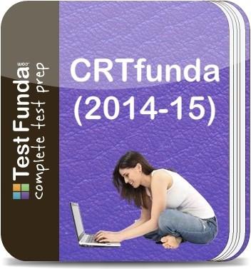 Test Funda CRTfunda?(2014 - 15) Online Test(Voucher)