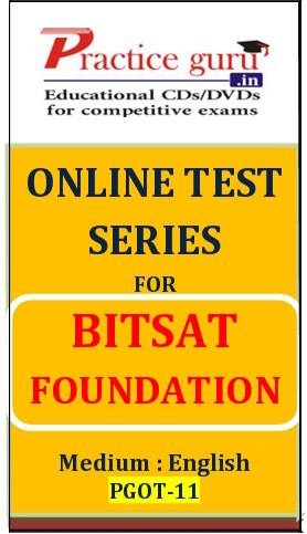 Practice Guru BITSAT Foundation Online Test(Voucher)