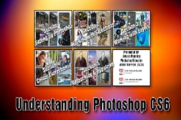 EasySkillz Understanding Photoshop CS6 Online Course(Voucher)