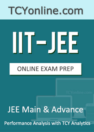 TCYonline IIT - JEE Main & Advance Online Exam Prep Performance Analysis with TCY Analytics (10 Months Pack) Online Test(Voucher)