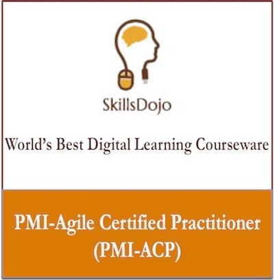 SkillsDojo PMI - Agile Certified Practitioner (PMI - ACP) Certification Course(Voucher)