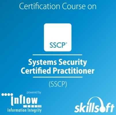 Skill Soft Systems Security Certified Practitioner (SSCP) Certification Course(Voucher)