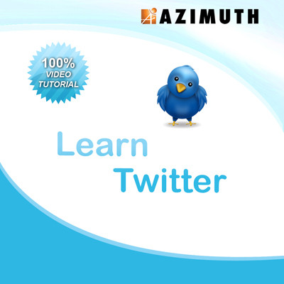 Azimuth Learn Twitter Online Course(Voucher)
