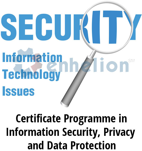 Enhelion Information Security, Data Protection and Privacy Certification Course(Voucher)