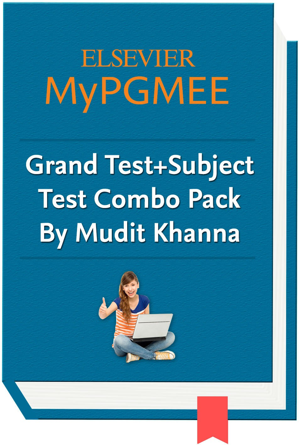 Elsevier MyPGMEE - Grand Test + Subject Test Combo Pack by Mudit Khanna Online Course(Voucher)