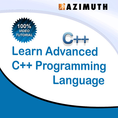 Azimuth Learn - Advanced C++ Programming Language Online Course(Voucher)