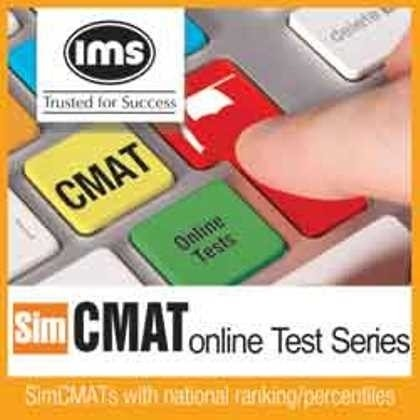 IMS SimCMAT Online Test(Voucher)
