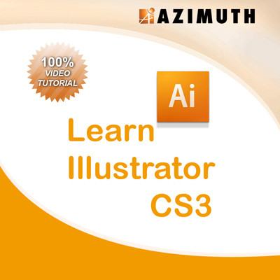 Azimuth Learn Illustrator CS3 Online Course(Voucher)