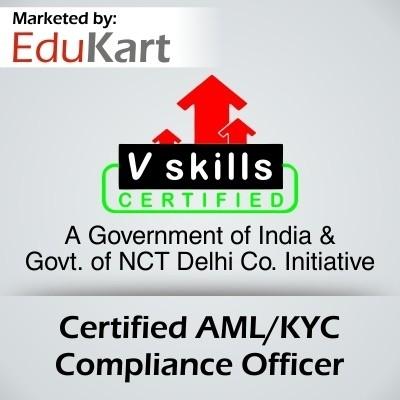 Vskills Certified AML/KYC Compliance Officer Certification Course(Voucher)