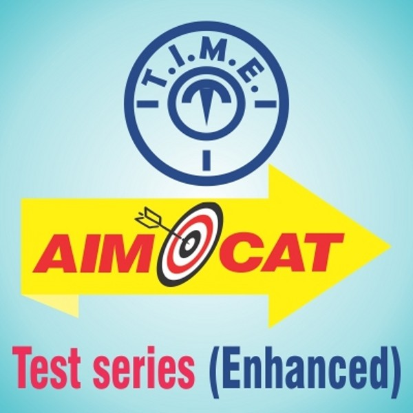 T.I.M.E. AIMCAT Test Series - Enhanced Higher Education(Voucher)