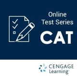 Cengage Learning CAT - Online Test Serie...