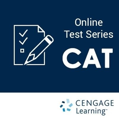 Cengage Learning CAT - Online Test Series Online Test(Voucher)