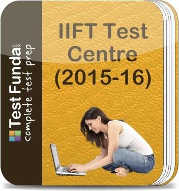 Test Funda IIFT Test Centre (2015 - 16) Online Test(Voucher)