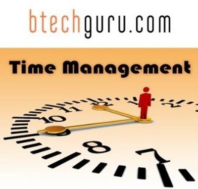 Btechguru Time Management Online Course(Voucher)