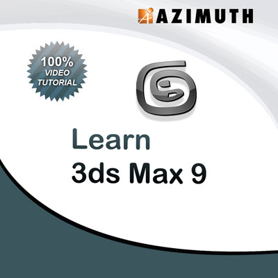 Azimuth Learn 3ds Max 9 Online Course(Voucher)