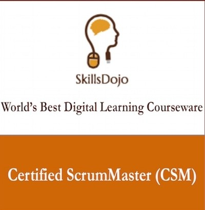 SkillsDojo Certified ScrumMaster (CSM) Certification Course(Voucher)