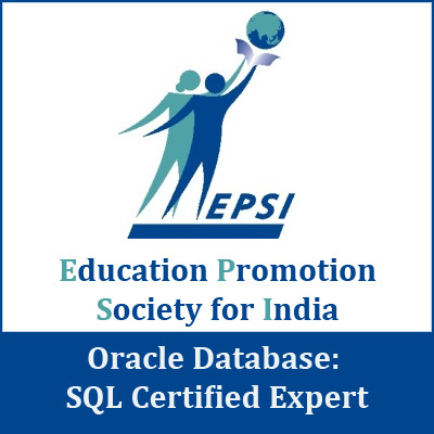 SkillVue EPSI - Oracle Database : SQL Certified Expert Certification Course(Voucher)