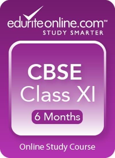 Edurite CBSE Class 11 : 6 Months Online Course(Voucher)