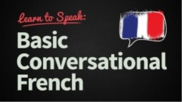 EasySkillz Learn to Speak: Basic Conversational French Online Course(Voucher)