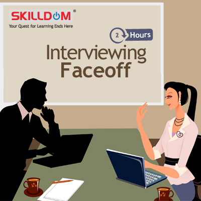 SKILLDOM Interviewing Faceoff Certification Course(User ID-Password)