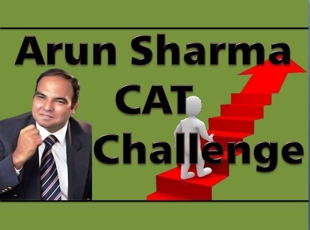 Mindworkzz Arun Sharma CAT Challenge Online Test(Voucher)