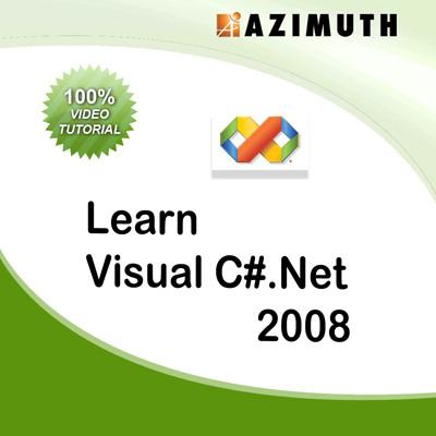 Azimuth Learn Visual C# .Net 2008 Online Course(Voucher)