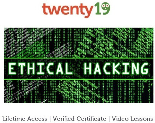 Twenty19 Ethical Hacking for Beginners Certification Course(Voucher)