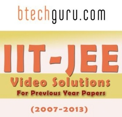 Btechguru IIT - JEE Video Solutions for Previous Year Papers (2007 - 2013) Online Course(Voucher)