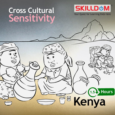SKILLDOM Cross Cultural Sensitivity - Kenya Certification Course(User ID-Password)