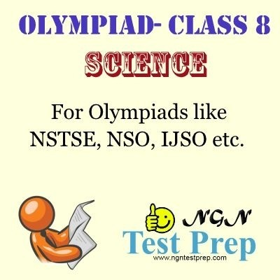 NGN Test Prep Olympiad - Science (Class 8) Online Test(Voucher)