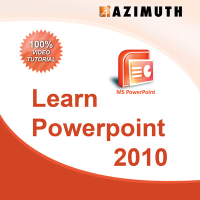 Azimuth Learn MS Powerpoint 2010 Online Course(Voucher)