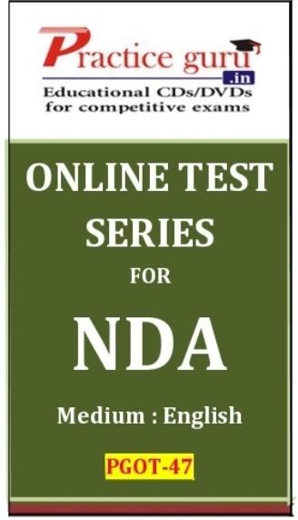 Practice Guru NDA Online Test(Voucher)