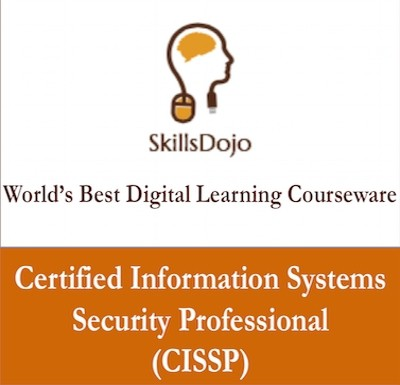 SkillsDojo Certified Information Systems Security Professional (CISSP) Certification Course(Voucher)