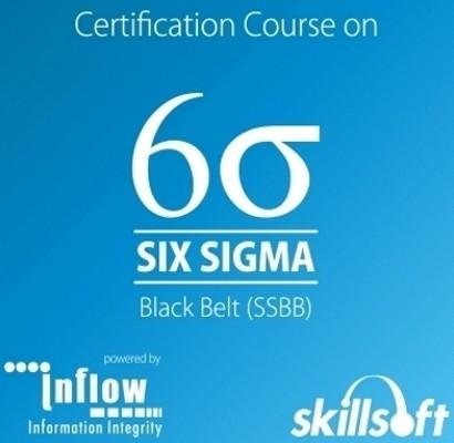 Skill Soft Six Sigma Black Belt (SSBB) Certification Course(Voucher)