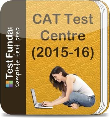 Test Funda CAT Test Centre (2015 - 16) Online Test(Voucher)