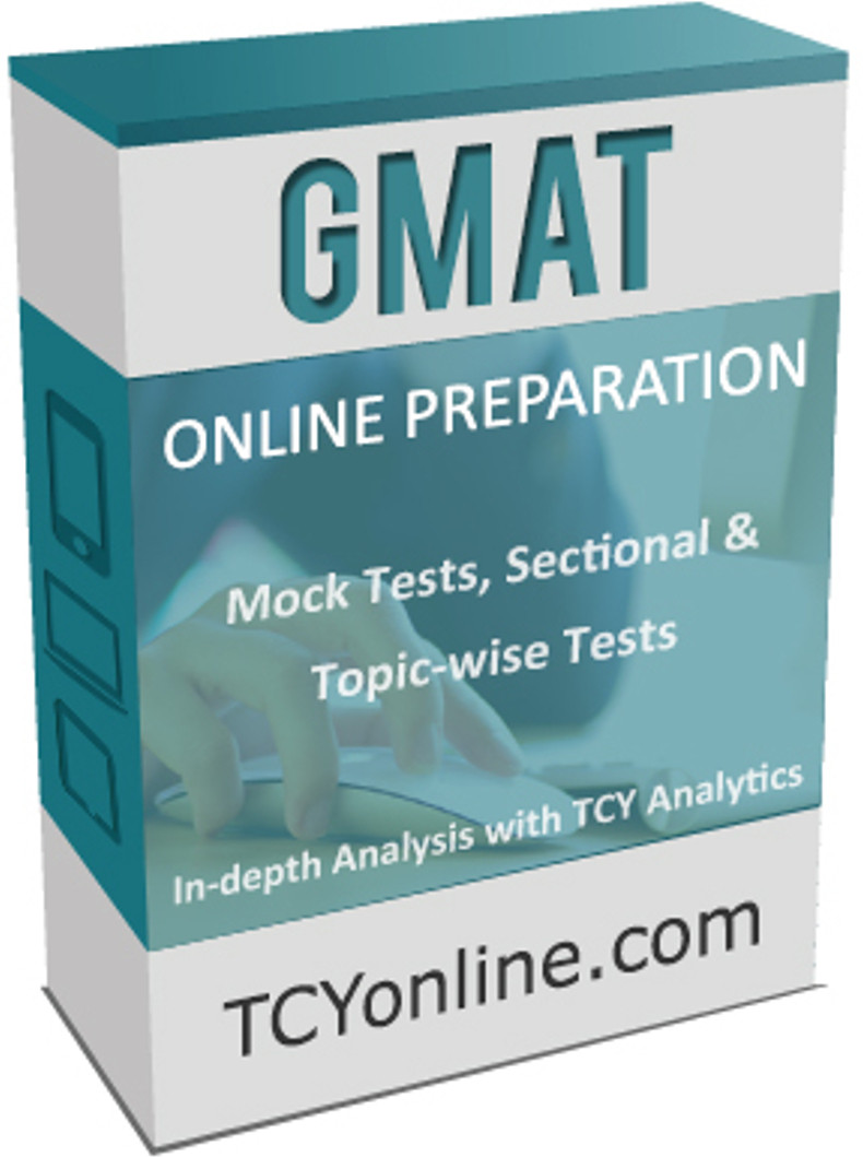 TCYonline GMAT 1 Month Pack Online Test(Voucher)