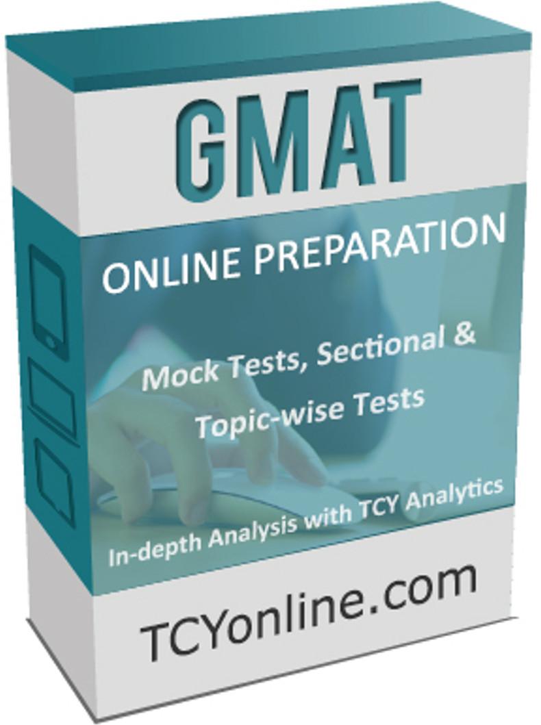TCYonline GMAT 6 Month Pack Online Test(Voucher)