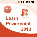 Azimuth Learn MS Powerpoint 2013 Online ...