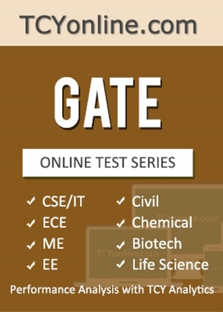 TCYonline GATE - Performance Analysis with TCY Analytics (8 Months Pack) Online Test(Voucher)