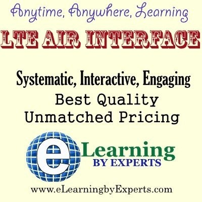 eLearning by Experts LTE Air Interface Online Test(Voucher)