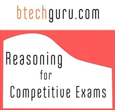 Btechguru Reasoning for Competitive Exams Online Course(Voucher)