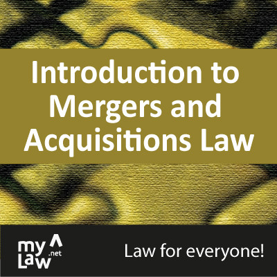 Rainmaker Introduction to Mergers and Acquisitions Law - Law for Everyone! Certification Course(Voucher)