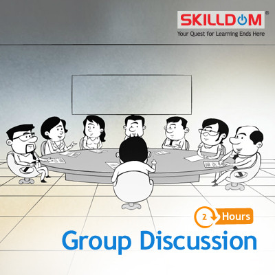 SKILLDOM Group Discussion Certification Course(User ID-Password)