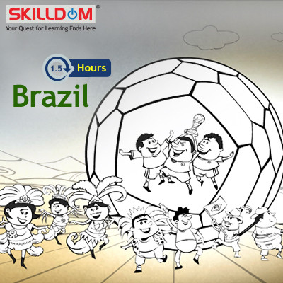 SKILLDOM Cross Cultural Sensitivity - Brazil Certification Course(User ID-Password)