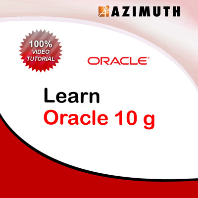 Azimuth Learn Oracle 10g Online Course(Voucher)