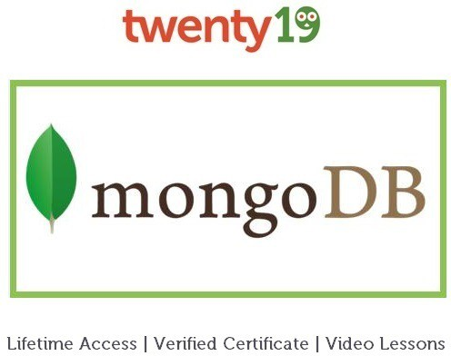 Twenty19 MongoDB Step - by - Step Certification Course(Voucher)