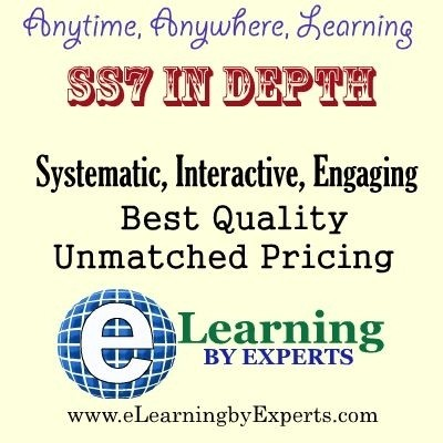 eLearning by Experts SS7 In Depth Online Test(Voucher)