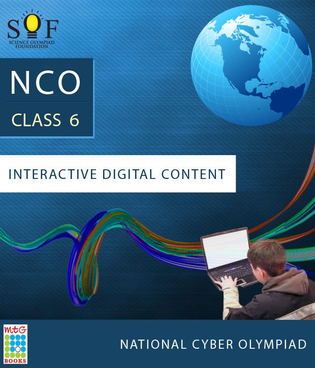 MTG NCO Class 6 - Interactive Digital Content Online Test(Voucher)