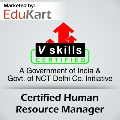 Vskills Certified Human Resource Manager Certification Course(Voucher)