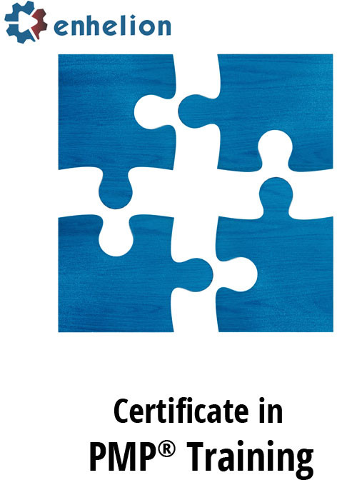 Enhelion Certificate in PMP Training Certification Course(Voucher)